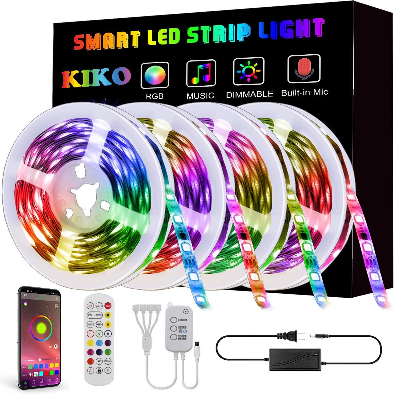 KIKO LED Strip Lights 20m